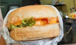 Teji Burger