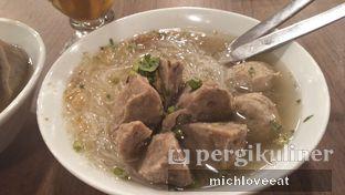 Foto review Bakso Rusuk Sunan Giri oleh Mich Love Eat 4