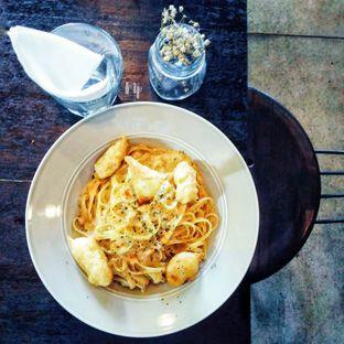 Foto 4 - Makanan(Crabby Pasta) di Wild Grass oleh Melissa Olivia