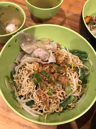 Foto 1 - Makanan di Vegetarian Bakmie Garing H-P (Hot Pedas) oleh Nabila Widyawati