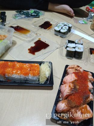 Foto 2 - Makanan di Sushi Tei oleh Gregorius Bayu Aji Wibisono