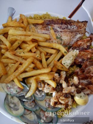 Foto 1 - Makanan di Fish Streat oleh Sarah Yuli
