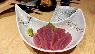 Foto - Makanan(Maguro Akami Sashimi) di Sushi Apa oleh Stefanus Mutsu