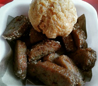 Foto 2 - Makanan di Bakmi Ho Liaw oleh IG: @hannybhunny
