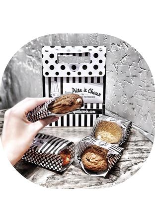 Foto 1 - Makanan di La Pate A Choux by Shemaure Patisserie oleh Vici Sienna #FollowTheYummy