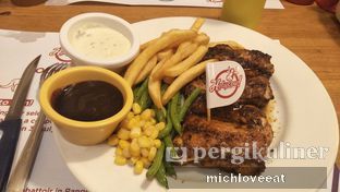 Foto 5 - Makanan di Holycow! STEAKHOUSE by Chef Afit oleh Mich Love Eat