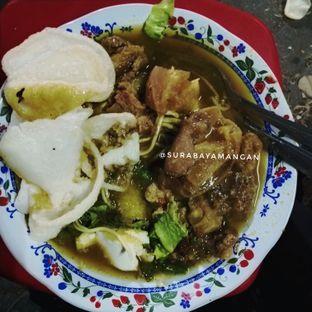 Foto review Pak Sadak Tahu Campur Lamongan oleh surabaya mangan 6
