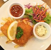 Foto Fish and Chips di Meat Me Steak House & Butchery