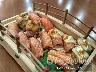Foto review Sushi Nara oleh LenkaFoodies (Lenny Kartika) 4