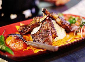 5 Tempat Makan untuk Buka Puasa Bersama Dengan Nuansa Timur Tengah di Jakarta
