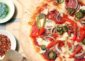 Aneka Macam Pizza dari Seluruh Dunia
