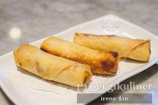 Foto 6 - Makanan(Lumpia Goreng dengan Ayam Pedas) di Lamian Palace oleh Irene Stefannie @_irenefanderland