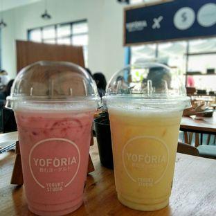 Foto review Yoforia oleh @tasteofbandung  1