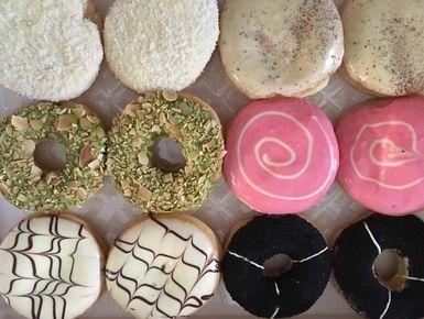Jco Donuts Coffee Sudirman Lengkap Menu Terbaru Jam Buka