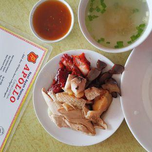 Foto - Makanan di Apollo Nasi Ayam Hainam oleh @stelmaris