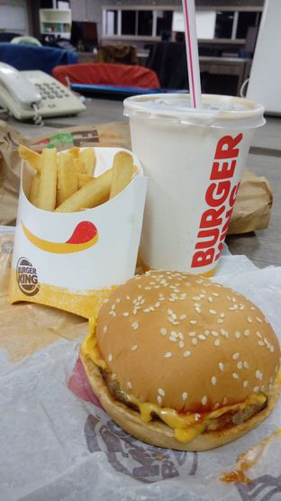 Foto 1 - Makanan di Burger King oleh Lalitya Dwi Rachmani