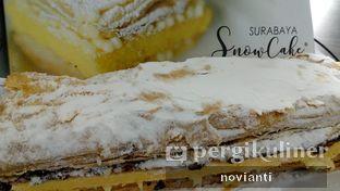 Foto 2 - Makanan(Choco Banana) di Surabaya Snow Cake oleh Ika Novianti @ika.yap