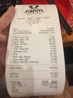 Foto review Nahm Thai Suki & Bbq oleh natalia || (IG)natjkt_foodie 1