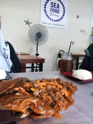 Foto 3 - Makanan di Seafood Factory oleh Cindy Anfa'u