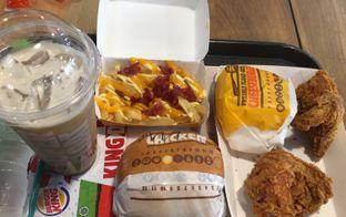 Foto 3 - Makanan di Burger King oleh RI 347 | Rihana & Ismail