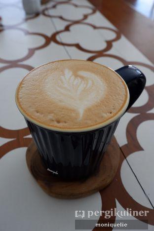 Foto 1 - Makanan(Coffee Lattee) di Arung Senja oleh Monique @mooniquelie @foodinsnap