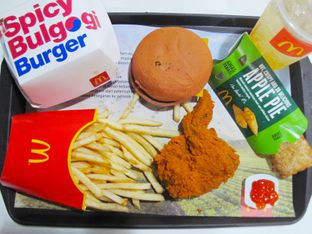Foto 1 - Makanan di McDonald's oleh Kuliner Addict Bandung