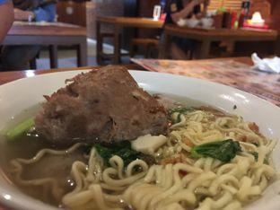 Foto 2 - Makanan di Bakso Boedjangan oleh stphntiya