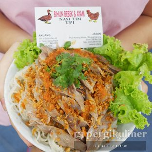 Foto 1 - Makanan di Bihun Bebek & Ayam TPI oleh Oppa Kuliner (@oppakuliner)