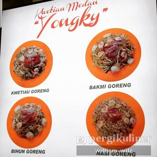 Foto 2 - Menu di Kwetiau Medan Yongky oleh William Wilz