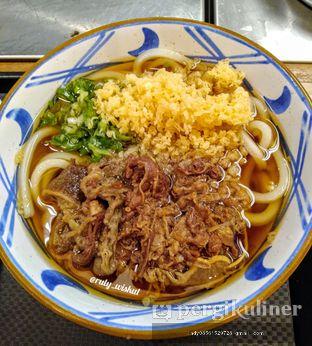 Foto 1 - Makanan di Marugame Udon oleh Ruly Wiskul