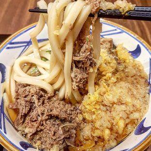 Foto 1 - Makanan di Marugame Udon oleh Olivia