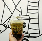 Foto Palm Sugar Boba Matcha di In Tea Cafe