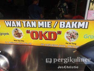 Foto review Wan Tan Mie OKD oleh JC Wen 3