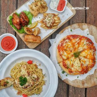 Foto review Lobbyn Kitchen & Bar - Liberta Hotel oleh wilmar sitindaon 1