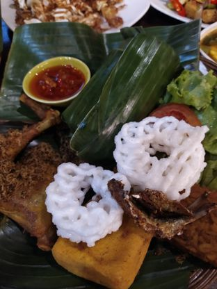 Foto 2 - Makanan(Nasi Timbel Parahyangan) di Pojok Nasi Goang oleh Anne Yonathan