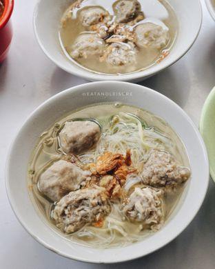 Foto 6 - Makanan di Bakso Arief oleh Eat and Leisure