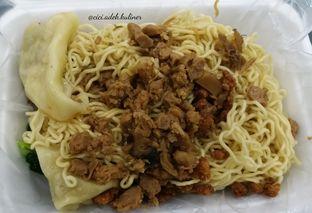 Foto 3 - Makanan(Bakmie Pangsit Original) di Bakmie Jamur Vegan Vegetarian 99 oleh Jenny (@cici.adek.kuliner)