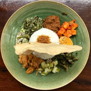 Foto 6 - Makanan(PAPA'S NASI PADANG) di Papa & Mama Bistro and Coffee oleh Patricia.sari