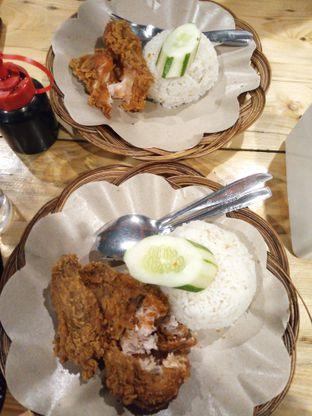 Foto 1 - Makanan di I Am Geprek Bensu oleh Cindy Anfa'u