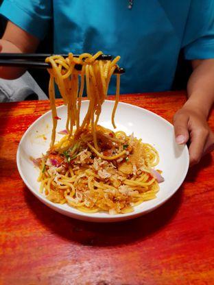 Foto 3 - Makanan(Spaghetti Sambal Matah) di Waroeng Western oleh Adhy Musaad