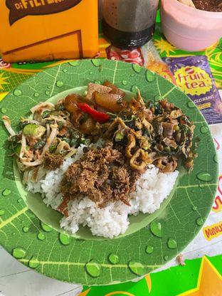 Foto review Warung Nasi Ibu Hj. Imas oleh @diokharisma  2