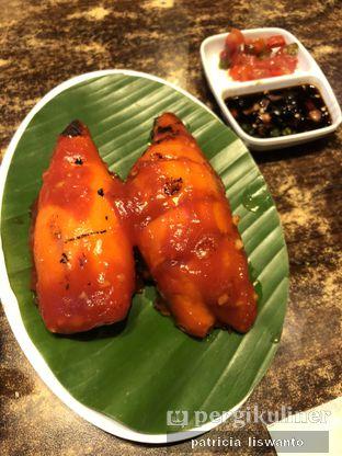 Foto 2 - Makanan(cumi telor) di Jemahdi Seafood (Hot N Juicy Seafood) oleh Patsyy