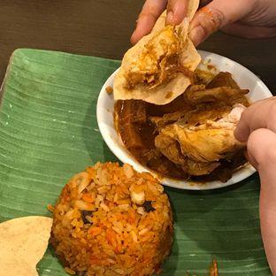 Foto 23 - Makanan(Nasi Biruani Chicken Curry) di Ah Mei Cafe oleh Levina JV (IG : levina_eat )
