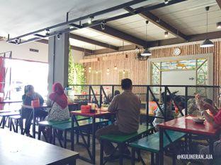 Foto 2 - Interior di Baso & Mie Ayam Son Hajisony oleh @kulineran_aja