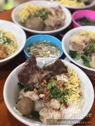 Foto 4 - Makanan di Bakso Mas Sumeh oleh Fioo | @eatingforlyfe