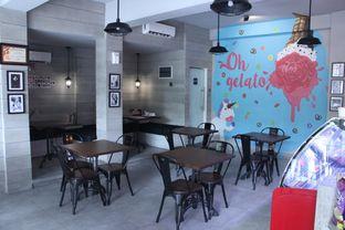 Foto 2 - Interior di Oh Gelato & Cafe oleh Melisa Stevani