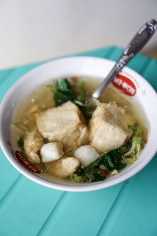 Foto 3 - Makanan di Bakmi Bangka Rosela 77 oleh @Sibungbung