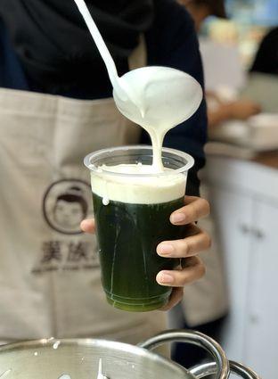 Foto 2 - Makanan(Green Mousse Tea) di HAN Dynastea oleh @stelmaris