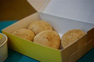 Foto 1 - Makanan(Durian Chewy Soes) di Belah Doeren oleh Fadhlur Rohman