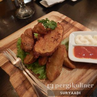 Foto 3 - Makanan(Potato Wedges) di Grand Father Coffee Shop oleh Surya Adi Prakoso